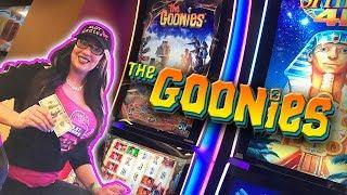 Truffle Shuffle Slot Fun! •$100 Goonies Slot WIN$ with Laycee | Slot Ladies