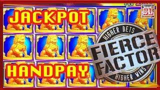 ** AWESOME JACKPOT HANDPAY ** FU PANDA ** NEW GAME ** SLOT LOVER **