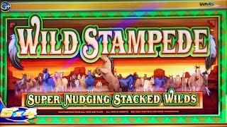 Wild Stampede slot machine, DBG #1