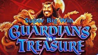 GUARDIANS TREASURE - Fantastic Win - IGT Slot Machine