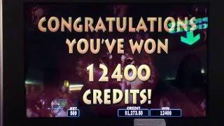 Wild Wolf Crazy Bonus MEGA WIN Round at $25/pull at Lodge Casino Colorado