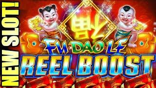 ⋆ Slots ⋆NEW SLOT!⋆ Slots ⋆ FU DAO LE REEL BOOST ⋆ Slots ⋆️ QUADRUPLE THE FUN!? Slot Machine (SG)