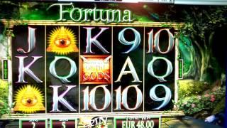 William Hill | NEW | Fortune of the Gods | Fortuna Feature | 90 Cent BIG WIN!