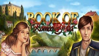 Book of Romeo & Julia - 20 Freispiele 2,50€ Einsatz - Mega Gewinn!!!