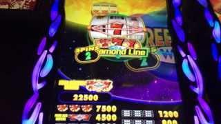 Fireball II After Burn Slot Machine Free Spins Bonus-Ballys
