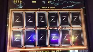 Zorro Slot Machine ~ Throwback ~ Weird Picking Bonus! ~ Bay Mills Casino! • DJ BIZICK'S SLOT CHANNEL