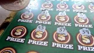 $20 Illinois Instant Lottery Ticket - 100X the Cash Scratchcard Video