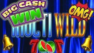 Epic Win!!! Slots with some BIG GAMBLES!