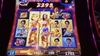 Wonder Woman Slot Machine Free Spin Bonus New York Casino Las Vegas