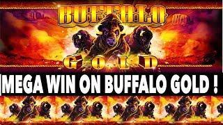 Buffalo Grand Mega Win ! Massive Buffalo Line Hit !