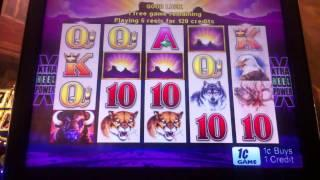 Aristocrat - Buffalo Win - Bally's Wild Wild West Casino - Atlantic City, New Jersey