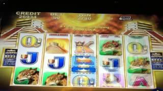 Inca Fortune Slot Machine Bonus Spins #2