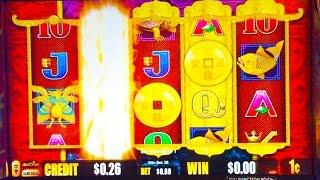 5 Dragons Good Fortune slot machine, Double, Bonus or Bust 2