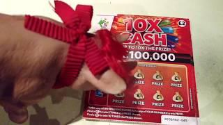 £80 worth 10x CASH Scratchcards.1/2 FULL PACK.(£40 in part-1)LIKES for part 2