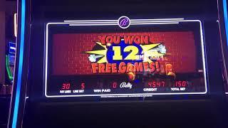 Whizz Bang Jackpots Slot Machine Bonus - Quick Hit's cousin