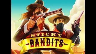 Sticky Bandits Slot - 7 Free Spins!