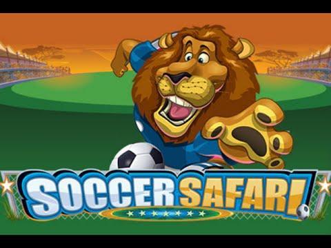 Free Soccer Safari slot machine by Microgaming gameplay ★ SlotsUp