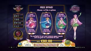 Moon Princess Slot - Play'n GO Promo