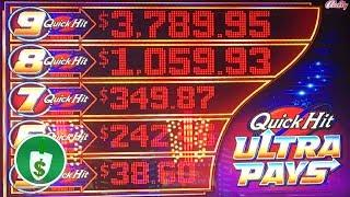 Quick HIt Ultrapays slot machine, bonus