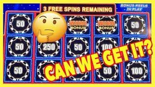 •️Going for the GRAND •️, Can we do it • ? HIGH LIMIT Lightning Link BIG BONUS WINS !