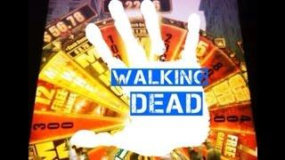 **BIGGEST MAX WHEEL WIN** The Walking Dead slot machine HUGE WIN