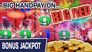 ⋆ Slots ⋆ BIG Handpay Playing BIG Red Slots ⋆ Slots ⋆ This Is Why I ONLY Play High-Limit Slot Machines