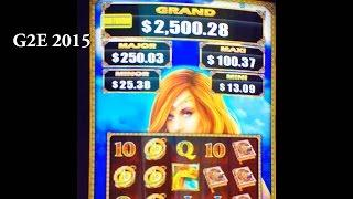 ++NEW Sky Rider 2 slot machine, #G2E2015, Aristocrat