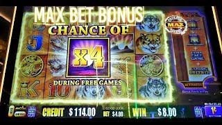 • BIG WIN BUFFALO MAX - MAX BET BONUS • GREAT SESSION LIVE PLAY SLOT MACHINES