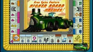 MONOPOLY PARTY TRAIN® Slots By WMS Gaming