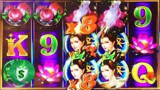 Exotic Moon 95% slot machine, DBG