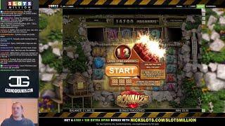 Casino Slots Live - 28/11/17 *Bonus Hunt*
