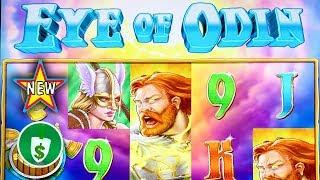 •️ New - Eye of Odin slot machine, bonus
