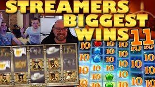 Streamers Biggest Wins – #11 / 2018