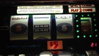 $5 big times pay slot machine jackpot handpay borgata big win bonus high limit pokie