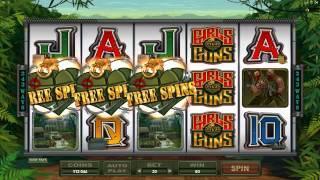 Girls With Guns - Jungle Heat Game Promo Video