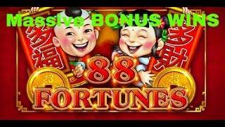 HUGE Bonus WINS HUGE Excitement HUGE Thanksgiving 88 Fortunes