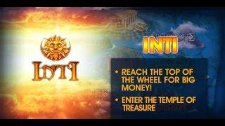 Fortune of the Gods Slot | Inti Feature 1,20€ bet Wheel Spin | SUPER BIG  WIN!!!