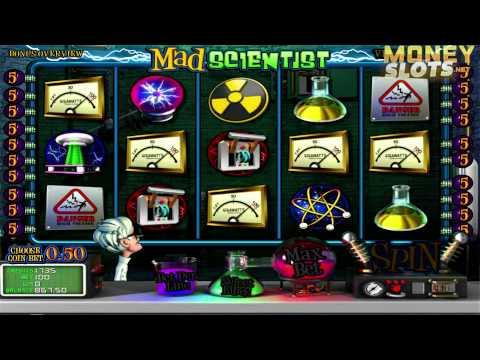 Mad Scientist Video Slots Review | MoneySlots.net