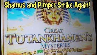 WMS - Great Tutankhamun's Mysteries - Nickels!  100x!