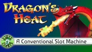 Dragon's Heat slot machine bonus