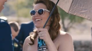 She's My Rock — A Romantic Vegas Wedding