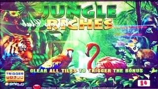 Jungle Riches slot machine, DBG