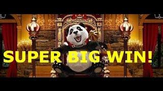 SUPER BIG WIN High Limit Panda King Ainsworth Free Spin bonus