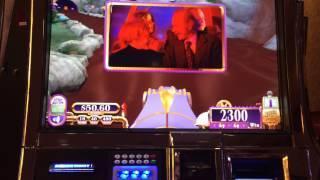 Willie Wonka Slot Machine Bonus - Chocolate River Bonus