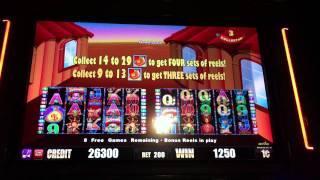 More Chilli ($2 Bet) Free Spin Bonus Game 3 Games Unlocked