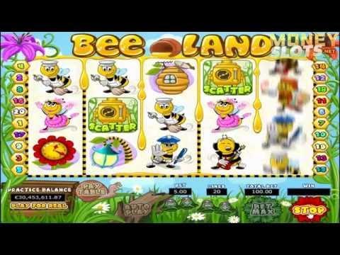 Bee Land Video Slots Review | MoneySlots.net