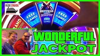 • WONDERful JACKPOT!! • Aboard the 'RUDIES' Princess!• • Brian Christopher RUDIES Slot Cruise