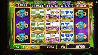Extra•Slot Machine Play at Cosmopolitan in Las Vegas on February 10