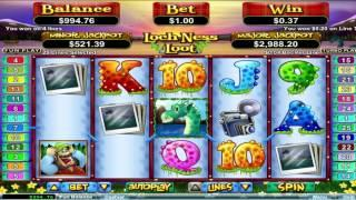 Loch Ness Loot ™ Free Slots Machine Game Preview By Slotozilla.com
