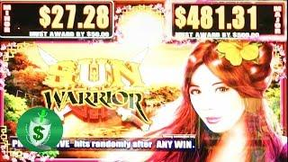 Sun Warrior slot machine